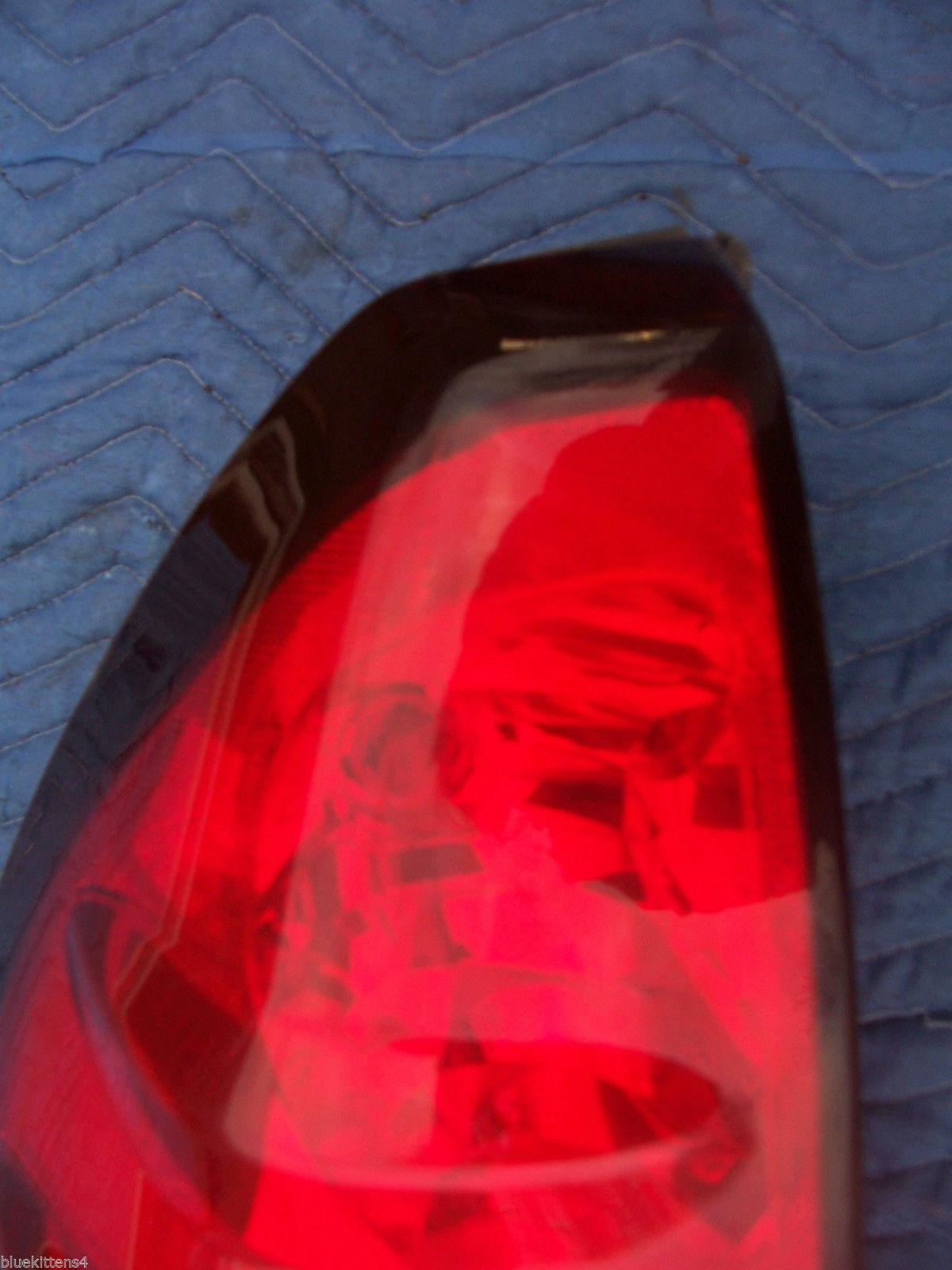 2001 AZTEC LEFT TAILLIGHT OEM USED ORIGINAL PONTIAC GM PART 2002 2003 2004 2005 image 7