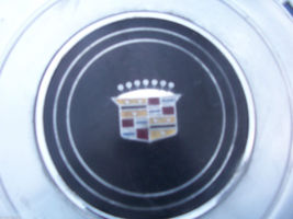 1979 COUPE DEVILLE WHEEL COVER SCRATCHD OEM USED CADILLAC PART DEVILLE FLEETWOOD image 7