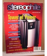 Stereophile Magazine January 1998 Vol 21 No 1 Mark Levinson No 33H Monob... - $9.99