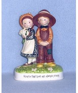 """WWA, Inc. Holly Hobbie Figurine """"Hearts That Love Are Always Young"""" - $7.99"""