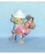 Enesco Cherished Teddies Alexander Freedom is Worth Fighting For Figurin... - $4.99