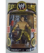 """WWE Deluxe Classic Series 4 Brutus """"The Barber"""" Beefcake wrestling figur... - $50.00"""
