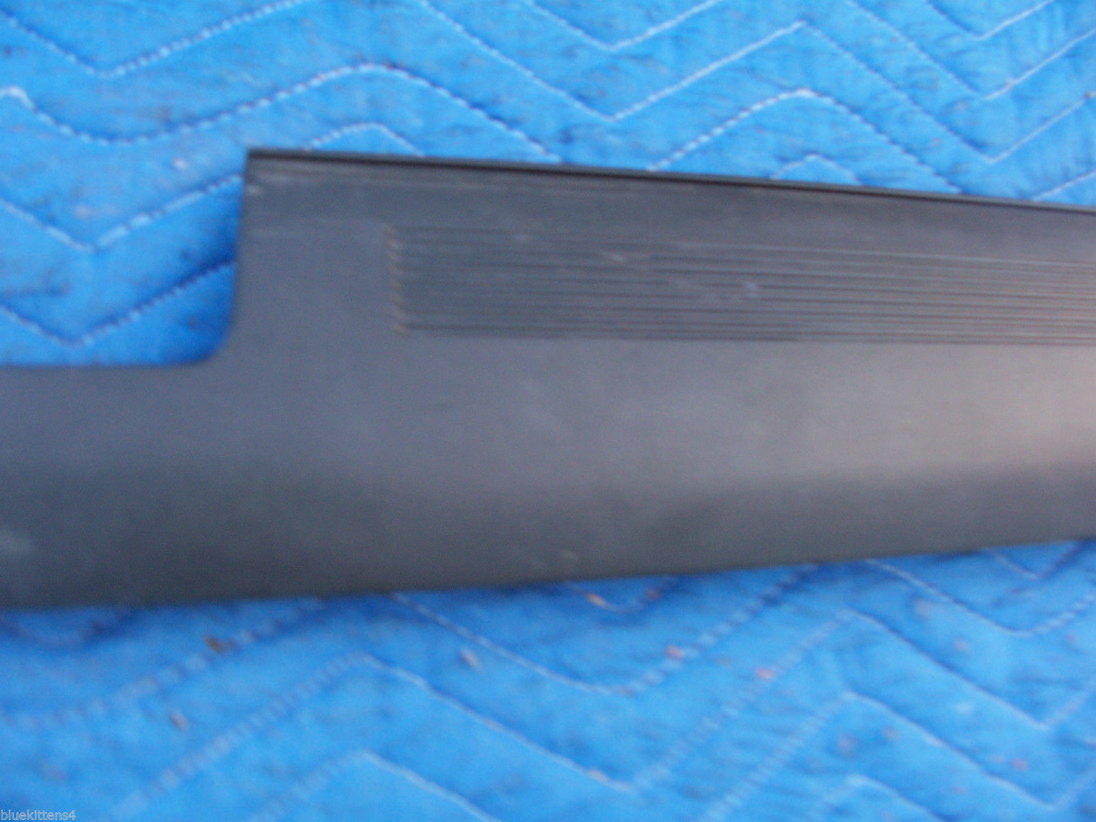 1993 STS SEVILLE RIGHT FRONT THRESHOLD STEP TRIM PANEL OEM USED CADILLAC GM image 3
