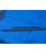 1993 STS SEVILLE RIGHT FRONT THRESHOLD STEP TRIM PANEL OEM USED CADILLAC GM - $66.48