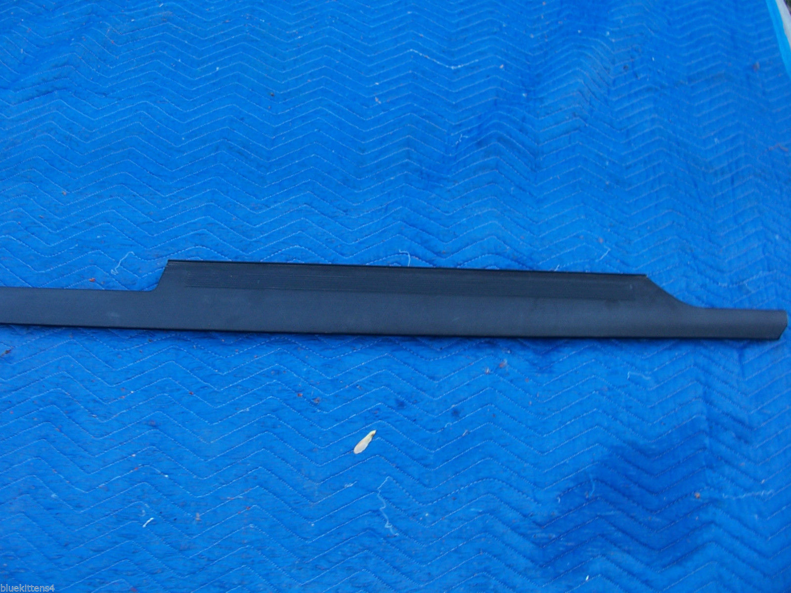 1993 STS SEVILLE RIGHT FRONT THRESHOLD STEP TRIM PANEL OEM USED CADILLAC GM image 2