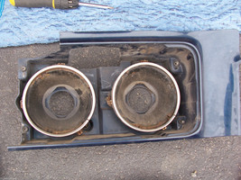 1974 BUICK RIVIERA RIGHT HEADLIGHT BUCKET PANEL OEM USED ORIGINAL GM PART - $117.60