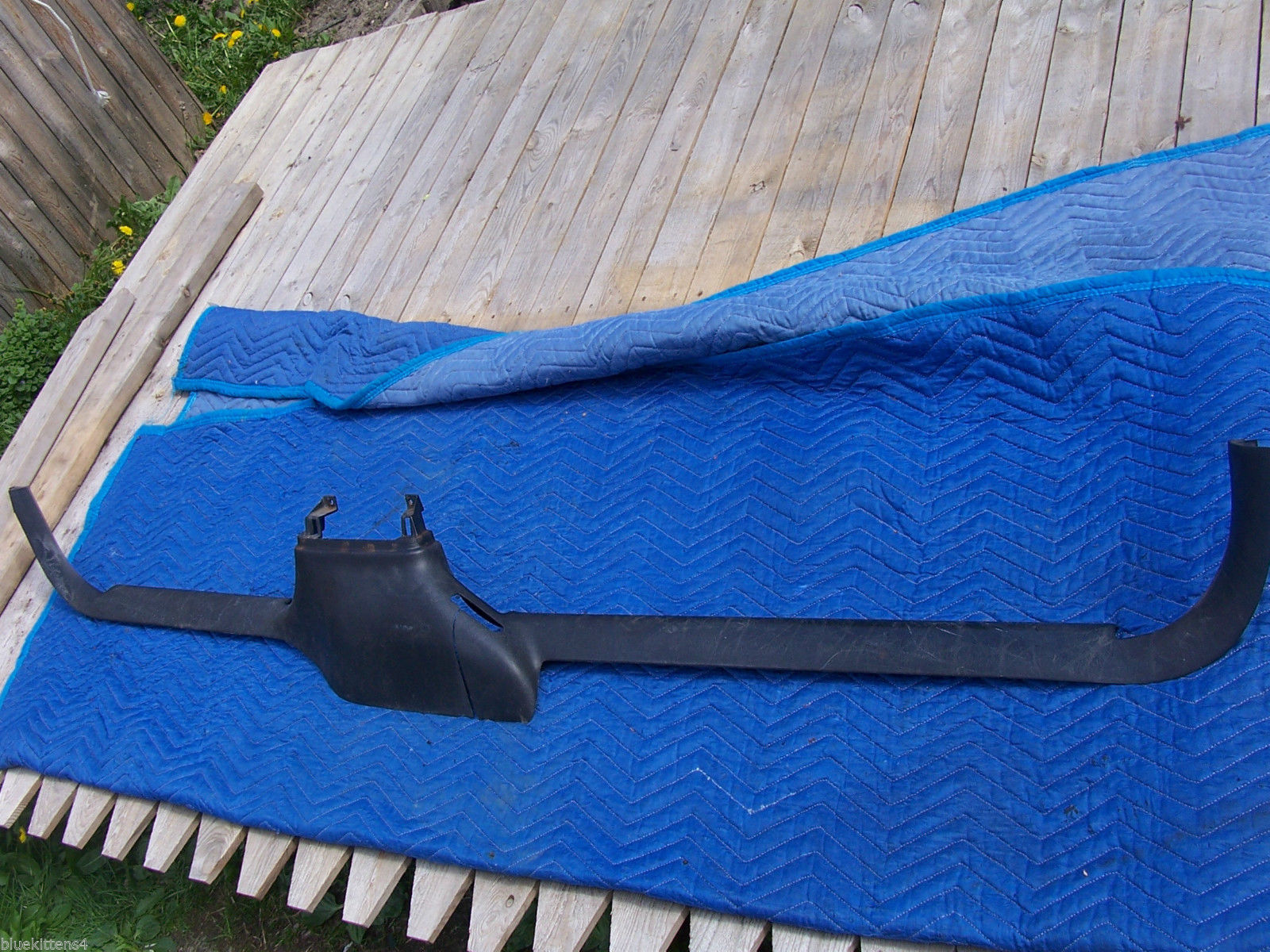 1993 STS SEVILLE LEFT INNER ROCKER THRESHOLD TRIM PANEL OEM USED CADILLAC GM