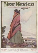1933 JUNE NEW MEXICO MAGAZINE  THE SANTA FE TRAIL - $277.69
