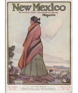 1933 JUNE NEW MEXICO MAGAZINE  THE SANTA FE TRAIL - $277.69