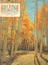 ARIZONA HIGHWAYS MAGAZINE FULL YEAR 1959 RODEO BEAUTY ART PHOTO COWBOY WEST image 4