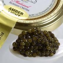 Osetra Karat Russian Caviar, Light Amber - Malossol, Farm Raised - 16 oz tin - $1,705.72