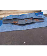 1974 BUICK RIVIERA HEADER PANEL OEM USED GM PART HAS WEAR NEEDS REFINISHING - $352.80