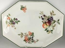 "Johnson Brothers Fresh Fruit Octagonal Oval serving platter 15 "" - £17.98 GBP"