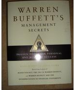 Warren Buffett's Management Secrets - $5.50