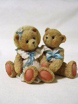 Cherished Teddies HEIDI AND DAVID Special Friends 910709 1992 Hamilton - $13.25