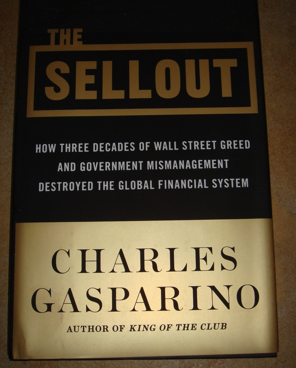 Primary image for The Sellout by Charles Gasparino