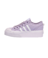 [Adidas Originals] W Nizza Platform Shoes Sneakers - Purple(FV5455) - $64.99