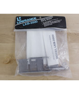 Lowrance LKB-2000 Deluxe Transducer Kick Up Bracket for THS 1192-20 New NOS - $19.99