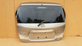 14-16 Nissan Versa Hatchback Rear Hatch Tailgate Liftgate Trunk Lid image 1
