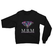 M.B.M California Fleece Raglan Sweatshirt - $34.90