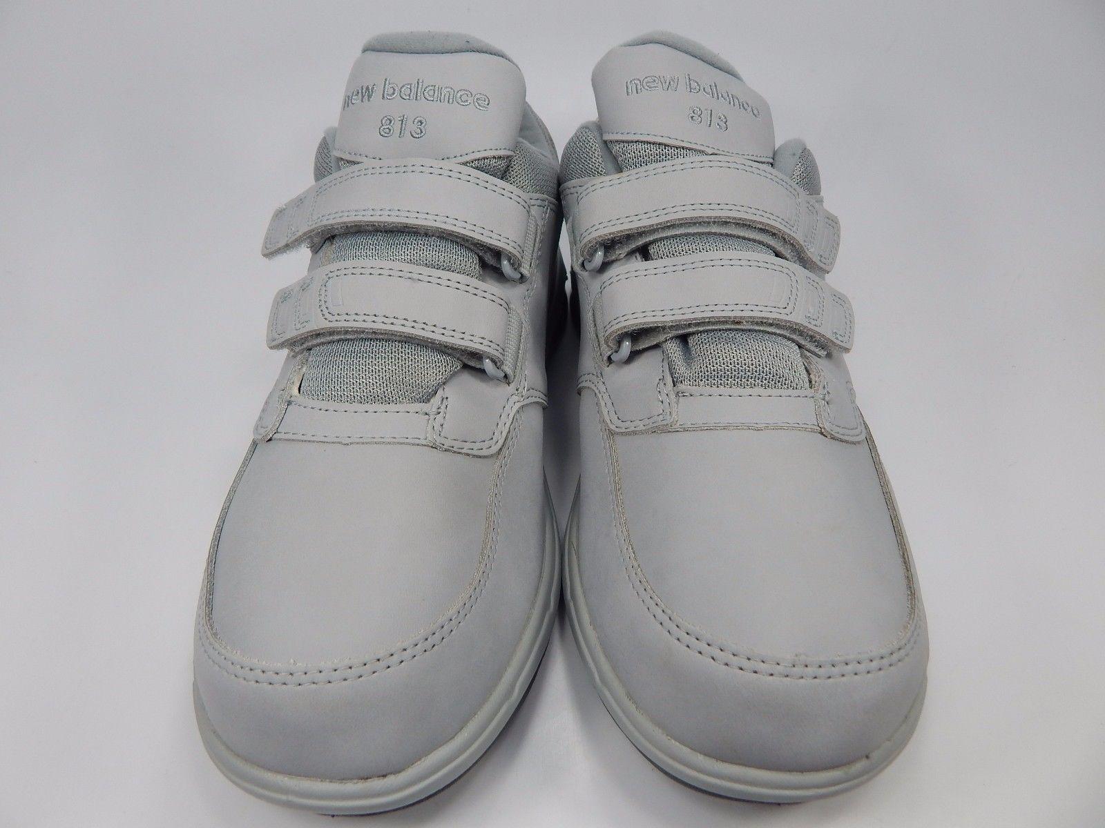 New Balance 813 Men's Walking Shoes Size US 9 M (D) EU 42.5 Gray MW813HGY