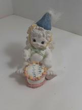 "Dreamsicles Angels Figurine-""Happy Birthday"" (2d) - $19.80"
