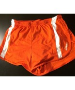 Asics Womens Two Small Red and Black sport Shorts  Bin#9 - $0.99
