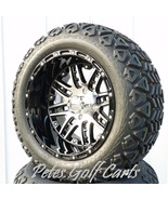 """14"""" Golf Cart Wheels and Tire Combo 23x10x14 - $599.00"""
