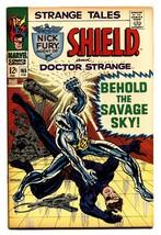 STRANGE TALES #165-comic book-DOCTOR STRANGE/NICK FURY-STERANKO - $68.29