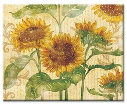 CounterArt Reflections of the Sun Glass Cutting Board, 15 x 12 Inches - $23.28