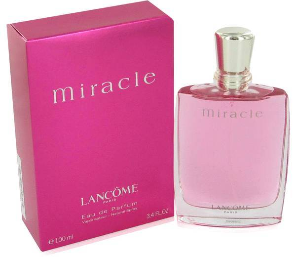 Lancome Miracle 3.4 Oz Eau De Parfum Spray
