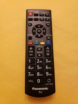 "New Original Panasonic TV Remote N2QAYB000485 For Panasonic 32"" to 85"" TVs - $17.75"