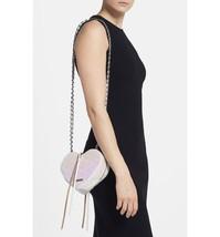 Rebecca Minkoff Heart Crossbody Bag Opal Nwt - $149.99