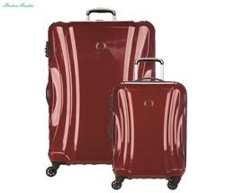 """Delsey Luggage Passenger Lite 2 Piece Exp 4 Set (21""""/29""""), Merlot - $412.48"""