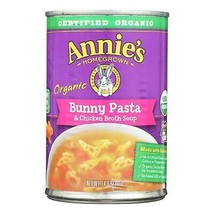 Annie's Homegrown - Soup - Bunny Pasta And Chicken Broth Soup - Case Of ... - $46.96