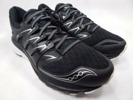 Saucony Zealot ISO 2 Men's Running Shoes Size US 9 M (D) EU 42.5 Black S20314-2