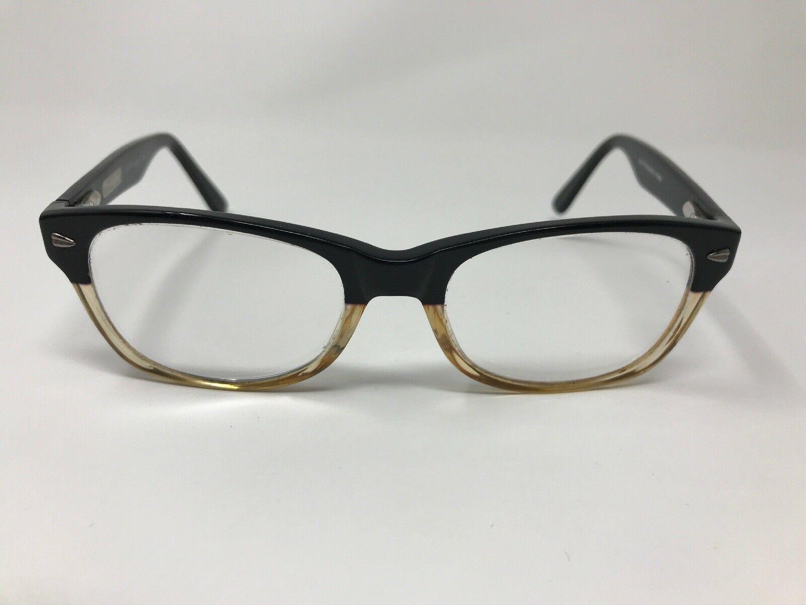 Ernest Hemingway Eyeglasses Frame Mod 4606 51 20 140 Black