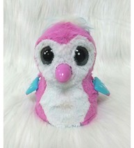 Hatchimals Penguala Pink White Penguin No Egg ElectronicToy Spin Master B350 - $12.99