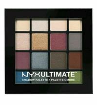 NYX Ultimate Shadow Palette - USP01 Smokey & Highlight  - $8.59