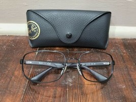 Ray Ban Sunglasses RB3445 Black Gray 006/11  61 17 130 Frames and Case Only - $33.85