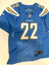San Diego Charger #22 Verrett Nike Official NFL Jersey Size 44 - $71.25