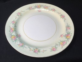 """Homer Laughlin Ferndale Eggshell Nautilus 8"""" Luncheon Plate 6 Available - $4.94"""
