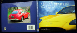 ASTON MARTIN: THE LEGEND Michael Bowler Volante V8 Saloon DB2 Bulldog - $5.18