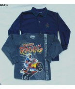 Two Basic Edition Boys Size 4 Shirts - $9.99