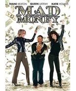 Mad Money DVD FUNNY Keaton Katie Holmes Queen Latifah ! - $8.88