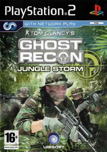 Ghost Recon Jungle Storm PS2 (Playstation 2) - Free Postage - UK Seller - $6.55