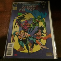 #0 Justice League Task Force 1994 DC comic book D051 - $3.47