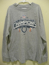 2006 AFC Champs Indianapolis Colts Youth M T-Shirt - $25.00