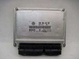 Ecu Ecm Computer Vw Passat 2004 04 2005 05 1.8 Ecu 4B0906018DP 789262 - $83.93