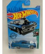 Hot Wheels 64 Chevy Impala Tooned 2020 - $6.92